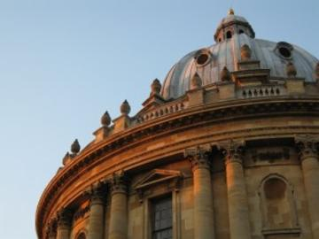 Tower of the Oxford Radcliffe Camera